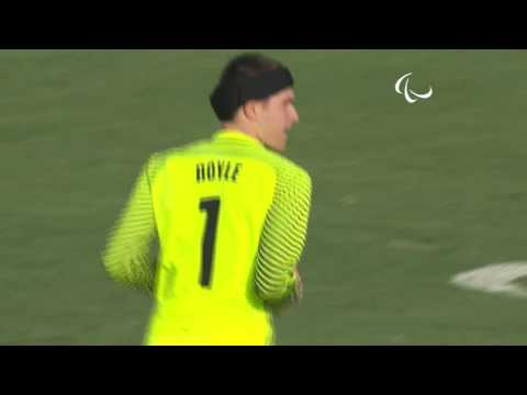 Football 7-a-side | United States of America x Iran | Preliminary Match 7| Rio 2016 Paralympic Games