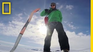 The Antarctic Mountaineer Life  A Day in the Life of a Scientist | Continent 7  Antarctica