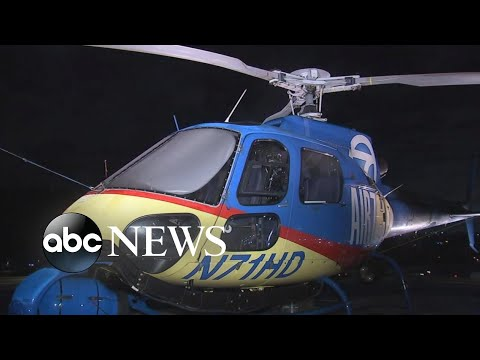 Mike Dellinger - California news helicopter hit mid-air