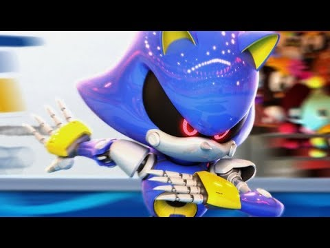 The Best Moments Of Metal Sonic