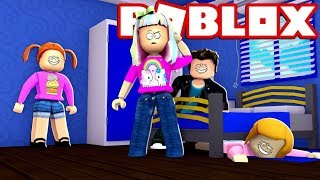The Happy Roblox Family | Hide N Seek In Bloxburg | Episode 2