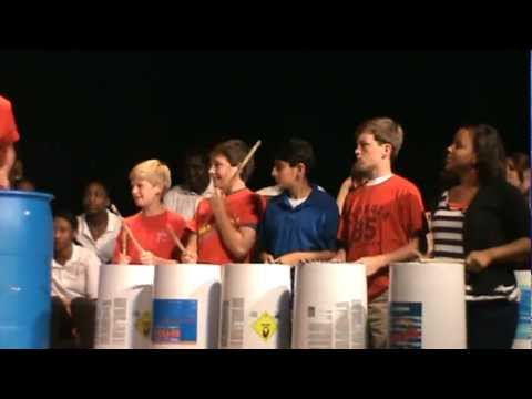 Crayton Middle School Rhythm Concert