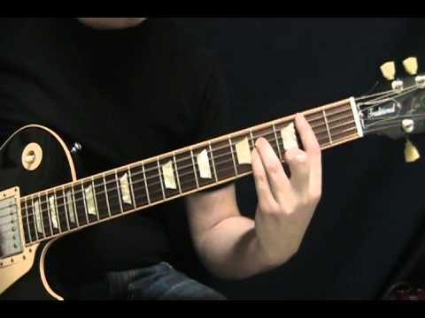Guitar Lesson - Heartbreaker by Pat Benatar - How to Play Heartbreaker Guitar Tutorial