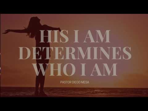 The Great I AM   Pastor Diego Mesa
