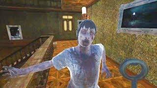 Creepy Granny Scream - Scary Horror Game