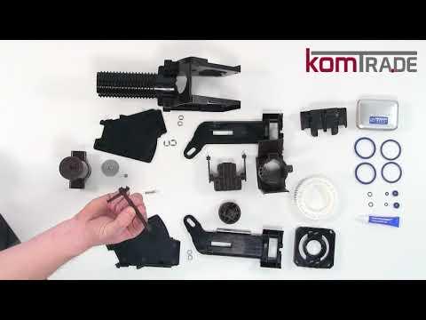 Jura X-Serie Brüheinheit/Brühgruppe reparieren-revidieren-überholen