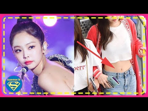 BLACKPINK's Jennie Was Spotted With This Revealing Airport Fashion, Causing Worries To Fans
