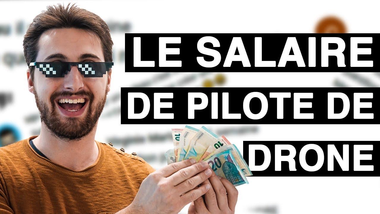 m tier salaire formation d 39 un pilote de drone vos questions faq 2000 abonn s 2 3 youtube
