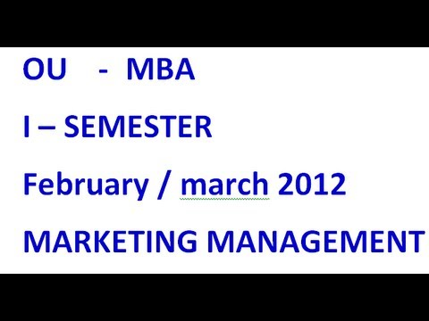 marketing management 2012 exam 1 marketing management mcqs for quizes and exam by question.