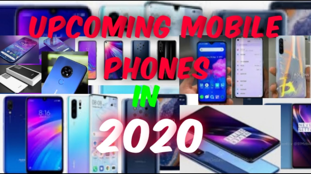 Upcoming 4G/5G mobile phones in july 2020 || features and ...