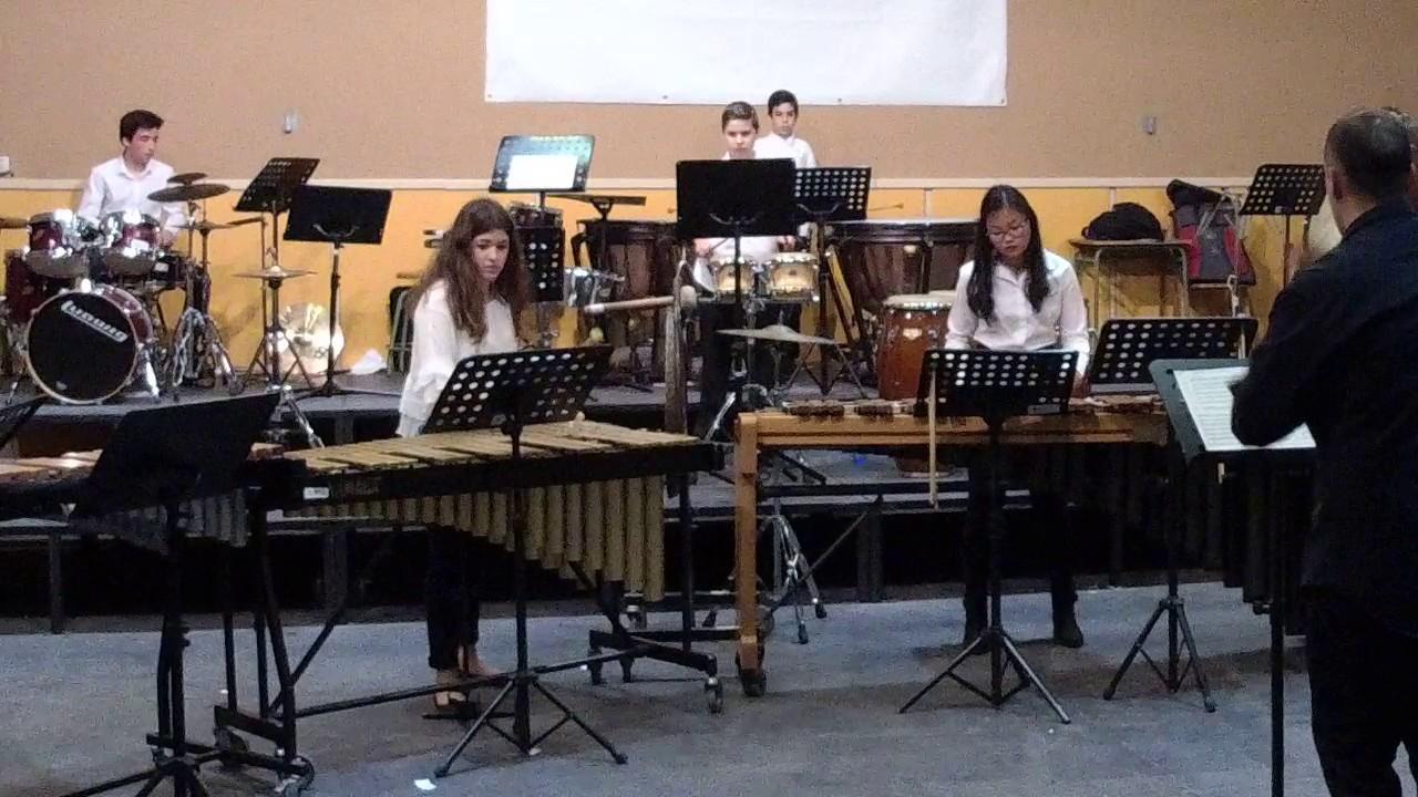 31 3 17 concierto grupo percusi n escuela de m sica de