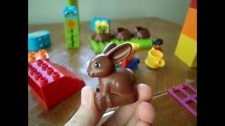 Видео обзоры LEGODuplo Мой первый Зоопарк