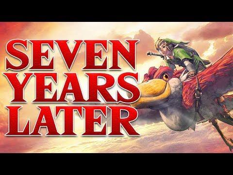 Seven Years Later - A Skyward Sword Retrospective