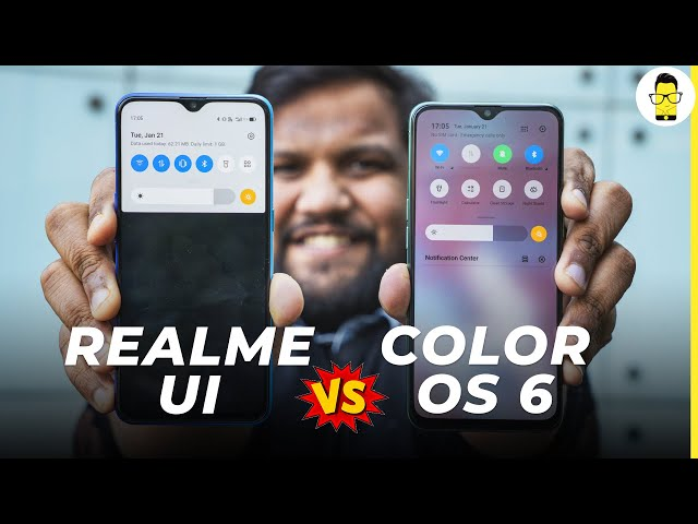 Realme UI review in depth - is it like stock Android? | Color OS 6 comparison