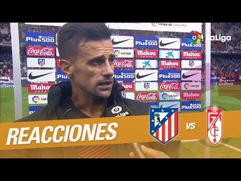 "Javi Márquez: ""El segundo gol antes del descanso nos pasó factura"""