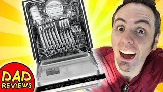 BEST STAINLESS STEEL DISHWASHER? | KitchenAid Stainless Steel Dishwasher W10751713A Review
