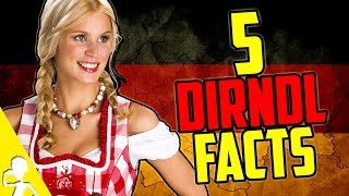 5 Oktoberfest Dirndl Facts You Need To Know About Before You Die | Get Germanized /w VlogDave