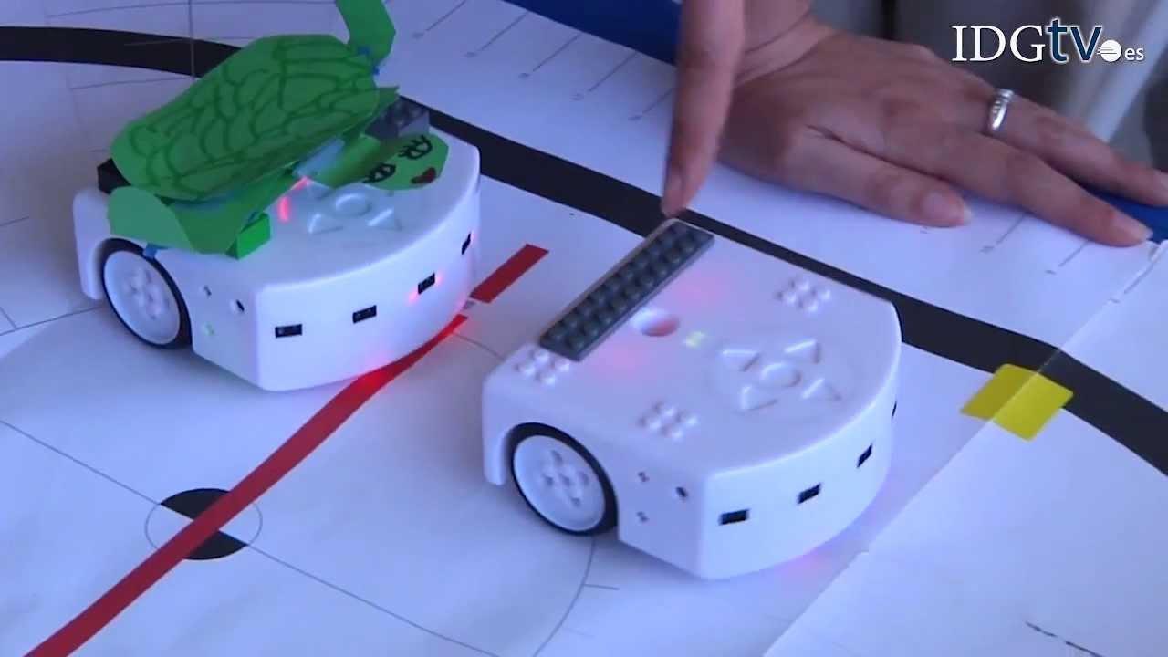 Niños Los Robots Educativos Interesar Robótica Para A En La UjpLSGqzMV
