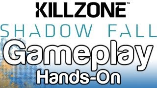 Killzone Shadow Fall PS4 Gameplay Hands On First Impressions [PAX Prime 2013] | WikiGameGuides