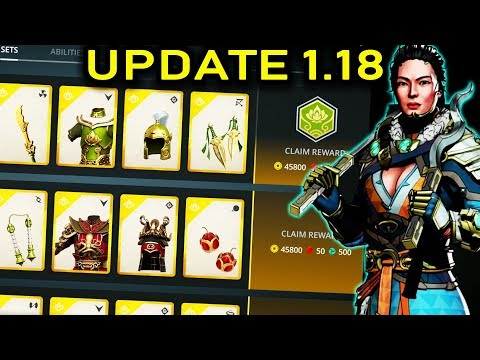 Shadow Fight 3 Update 1.18 Review. New Sets, Special Abilities and CHAPTER 7!