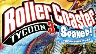 Rollercoaster Tycoon 3 Soaked with LT [Cove Update]