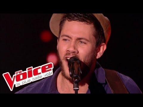 The Voice 2015│Thomas Kahn - Redemption Song (Bob Marley)│Blind Audition