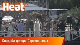 Свадьбу дочери Стриженовых отгуляли в ресторане на берегу озера
