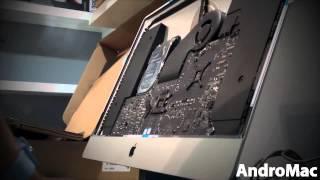 TV SAV - Episode 1 - Le remplacement de l'écran d'un iMac 27