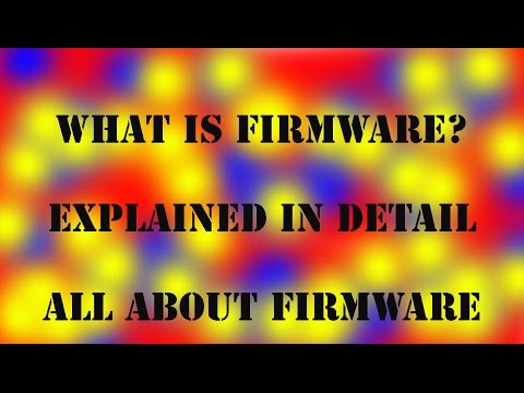 What is Firmware? | Explained in Detail |...