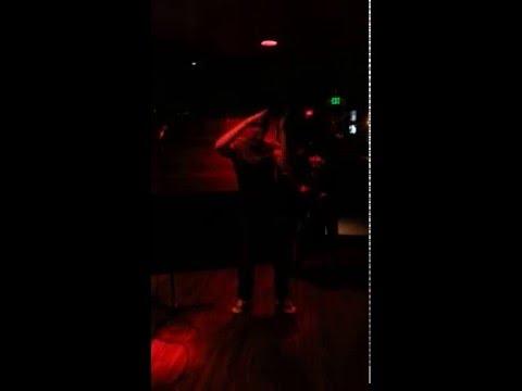 Cesar ASL Karaoke at Lookout bar SF