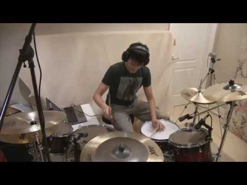 Coldplay - A Sky Full of Stars - Drum Cover by Kenneth Wong