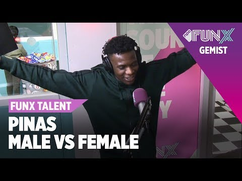 Sevn Alias Ft. Maan – In Amsterdam (Pinas Remix) | FunX Talent Male vs. Female