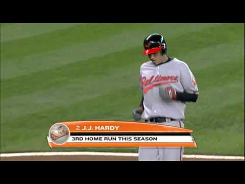 2011/06/01 Hardy's solo shot
