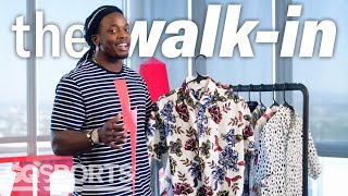 Inside Melvin Gordon's Closet | The Walk-in | GQ Sports