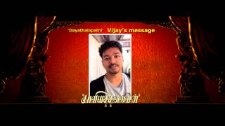 IlayaThalapathy Vijay Speech about Kaaviya Thalaivan Movie