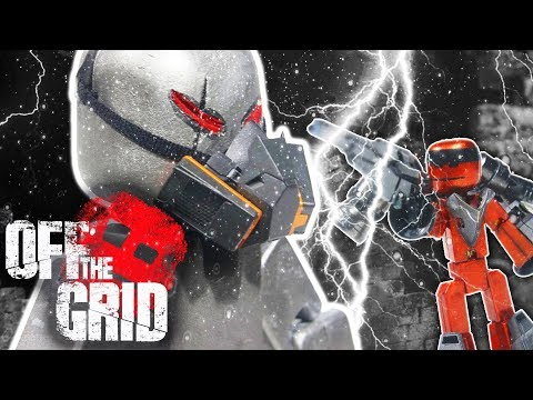 Stikbot | OFF THE GRID - RAPTUS IS BACK?! (S6 Ep. 11)