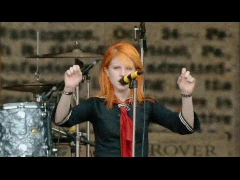Paramore  Decode  in japan 09 Summer Sonic HD