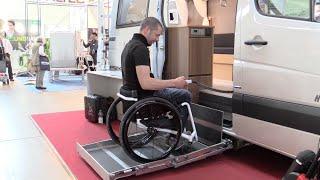 Rollstuhl Reisemobil Camper Caravan Wohnmobil News