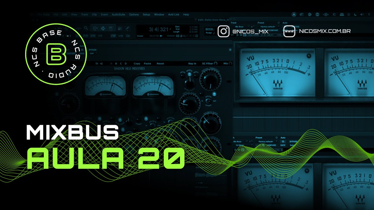 NCS Base | Aula 20 - Mixbus