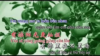 Quả táo nhỏ, nhạc hoa, song ngữ karaoke, 小苹果, Xiao Ping Guo
