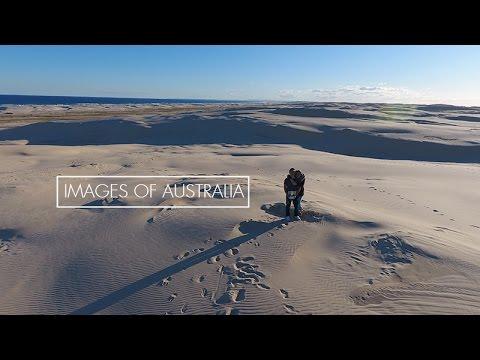 Images of Australia in 4k