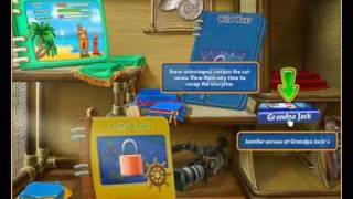 Games-X: Fishdom H2O Hidden Odyssey ( S1-E1 )