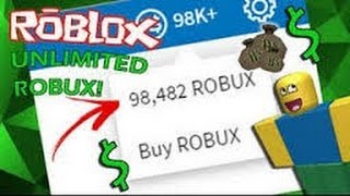 ROBLOX - FACILE WAY TO GET 'ROBUX' GLITCH!!! EASY NO DOWNLOADS!!! 26 DÉCEMBRE!!!