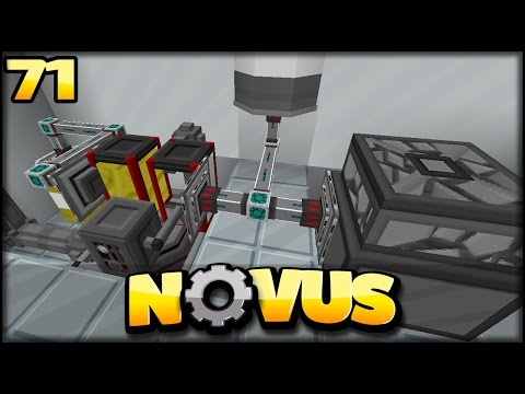 ENDLICH Flüssiges Plastik !!! | Minecraft NOVUS #71 | Minecraft Modpack