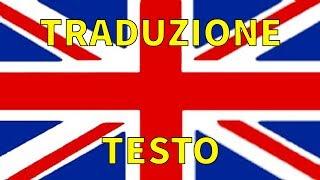 Inno nazionale del Regno Unito tradotto in italiano