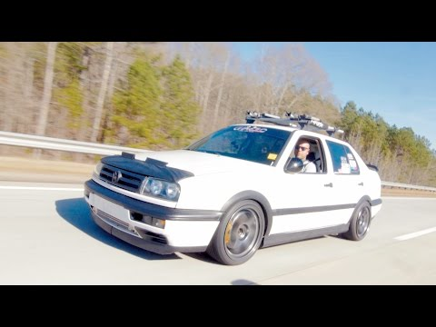 500 Horsepower VR6 VW Jetta Review - Insane Sleeper Status!