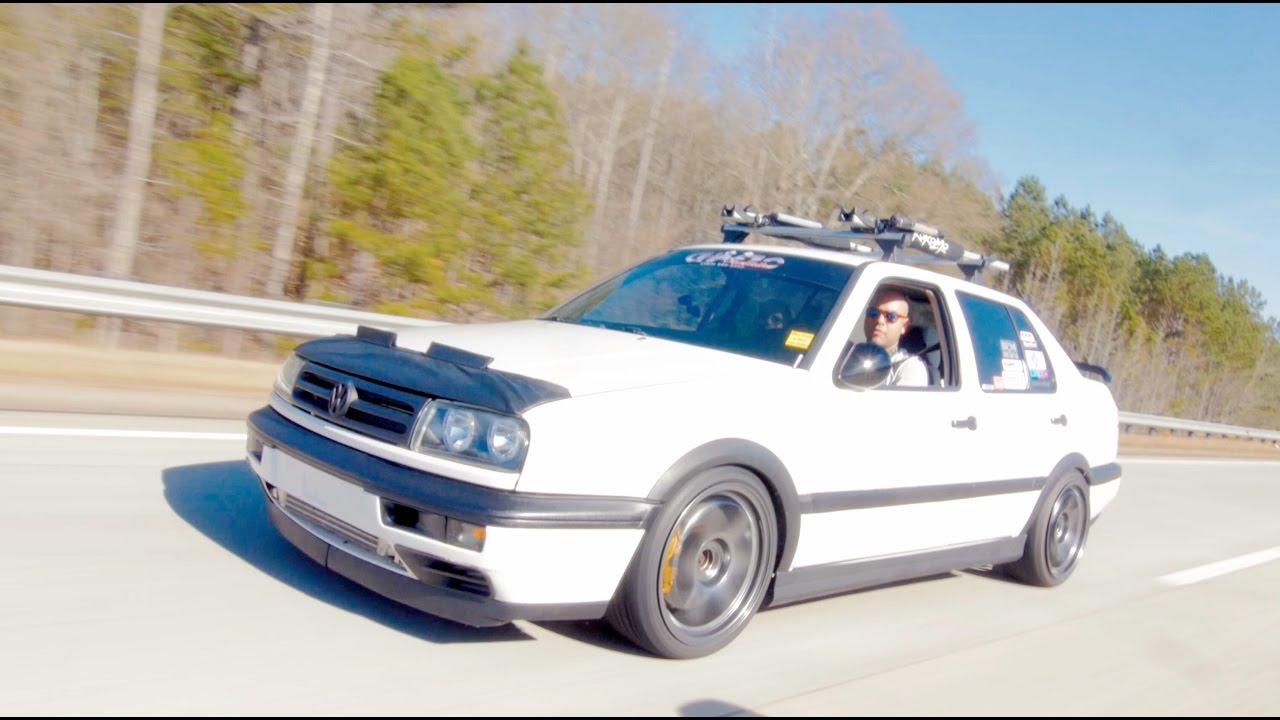 500 Horsepower VR6 VW Jetta Review - Insane Sleeper Status!