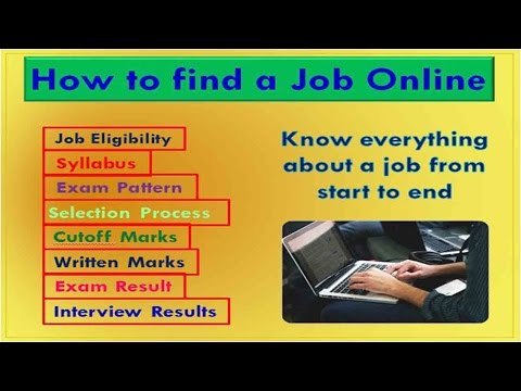 How to find new job vacancy in India online