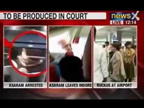 Asaram bapu scandal: Jodhpur police to produce Asaram in court Travel Video