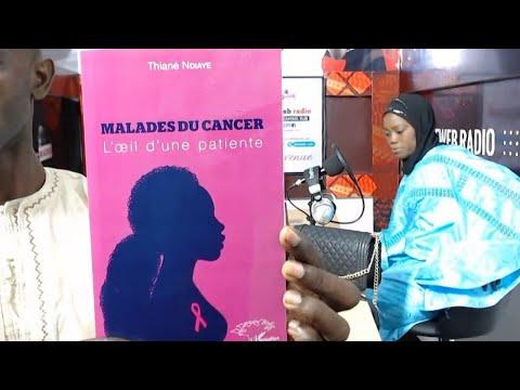 Thiané Ndiaye, malade du cancer, invitée de Seneweb radio